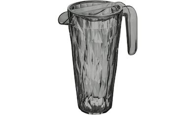 KOZIOL Karaffe »CLUB PITCHER«, (1 tlg.), spülmaschinengeeignet, melaminfrei kaufen