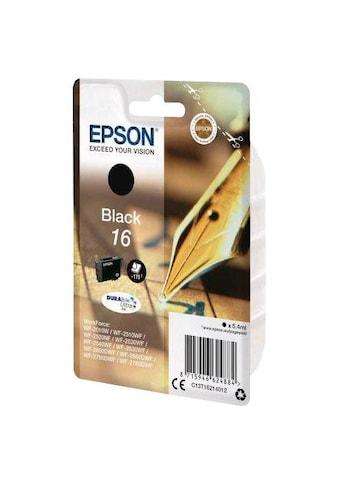 Epson »DURABRITE ULTRA INK 16  -  C13T16214012  - « Tintenpatrone kaufen