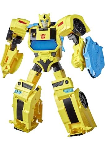 Hasbro Actionfigur »Transformers Officer-Klasse Bumblebee« kaufen