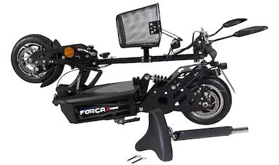 Forca E-Scooter »Camper Basic 20 km/h Safety Plus mit Nabenmotor (inkl. Blinker +... kaufen