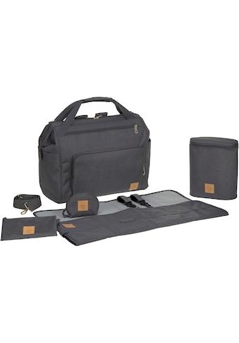 Lässig Wickeltasche »Glam Goldie Twin Backpack Anthracite« kaufen