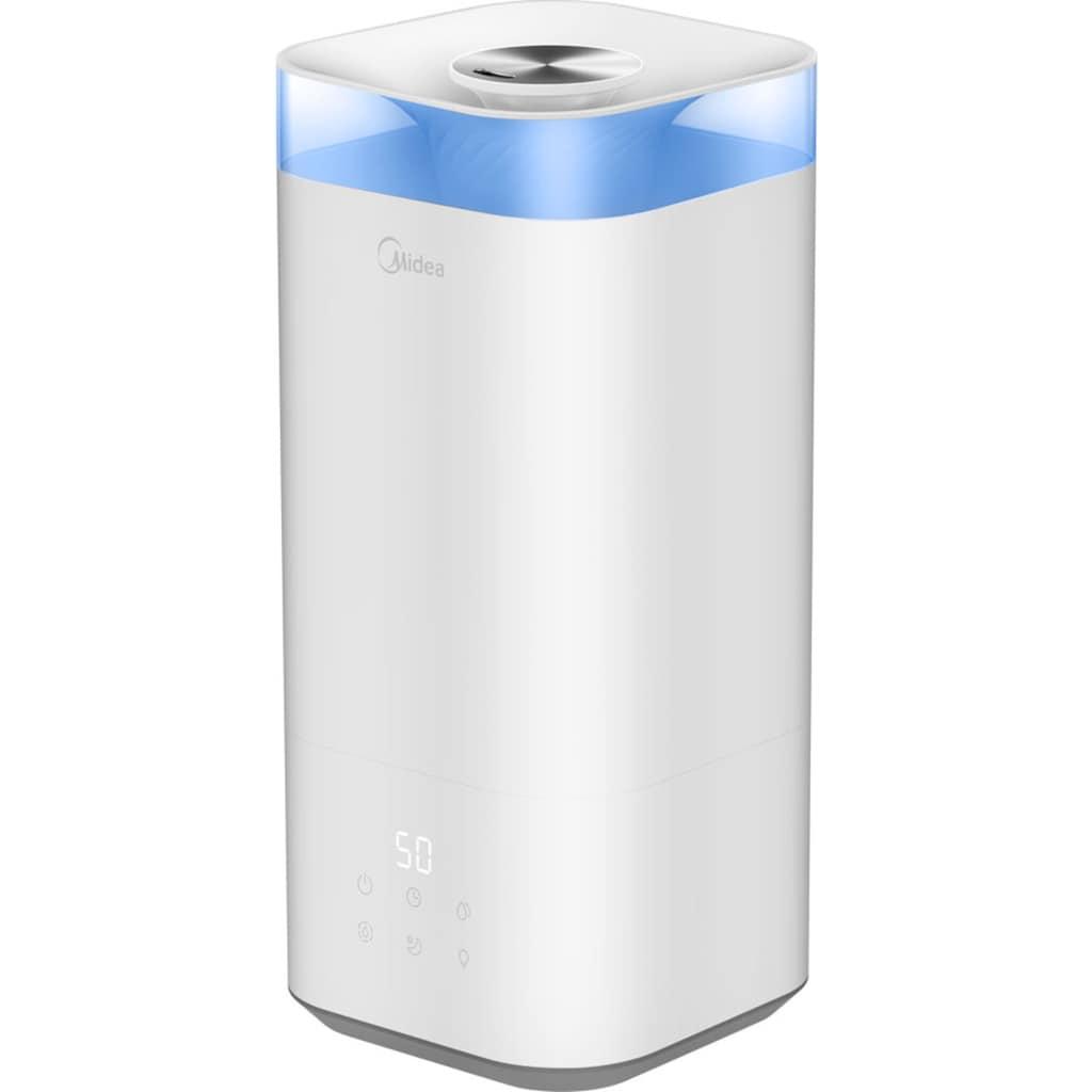 Midea Luftbefeuchter »MH 5.5 blue cool«, 5 l Wassertank