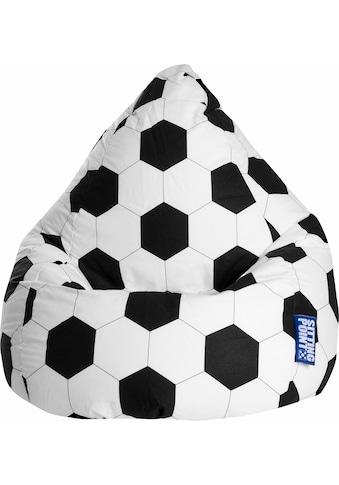 Sitting Point Sitzsack »Fussball L« kaufen