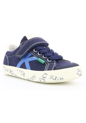 Kickers Sneaker »Gody«, mit bedruckter Laufsohle kaufen