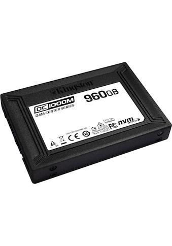 Kingston »Data Center DC1000M U.2 NVME Enterprise« SSD 2,5 '' kaufen