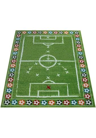 Paco Home Kinderteppich »Alma 974«, rechteckig, 14 mm Höhe, Kinder Design, Motiv... kaufen