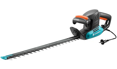 GARDENA Elektro-Heckenschere »EasyCut 450/50, 09831-33«, 50 cm Schnittlänge, inkl. Gartenhandschuhe kaufen