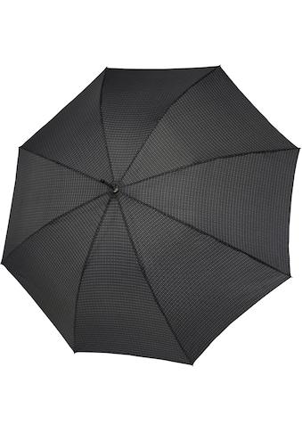 doppler® Langregenschirm »Stockholm AC gemustert, jasper grey«, für Herren kaufen