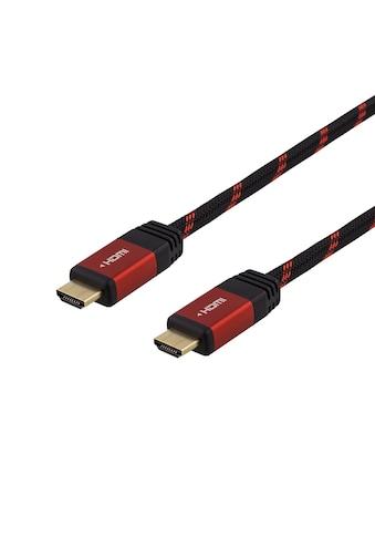 DELTACO HDMI-Kabel 2 m Ultra HD 60 Hz ARC Gaming Spieler kaufen