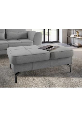 sit&more Hocker »Bendigo V«, mit Klappfunktion, Bodenfreiheit 15 cm, wahlweise in 2... kaufen