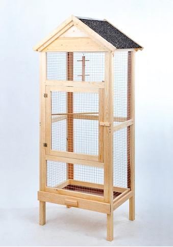 SILVIO design Voliere, BxLxH: 63x46x160 cm kaufen