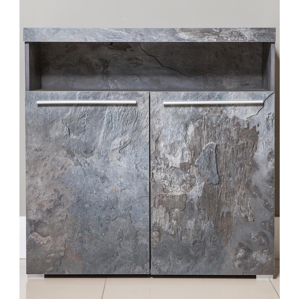 TRENDMANUFAKTUR Kommode »India«, Breite 91 cm