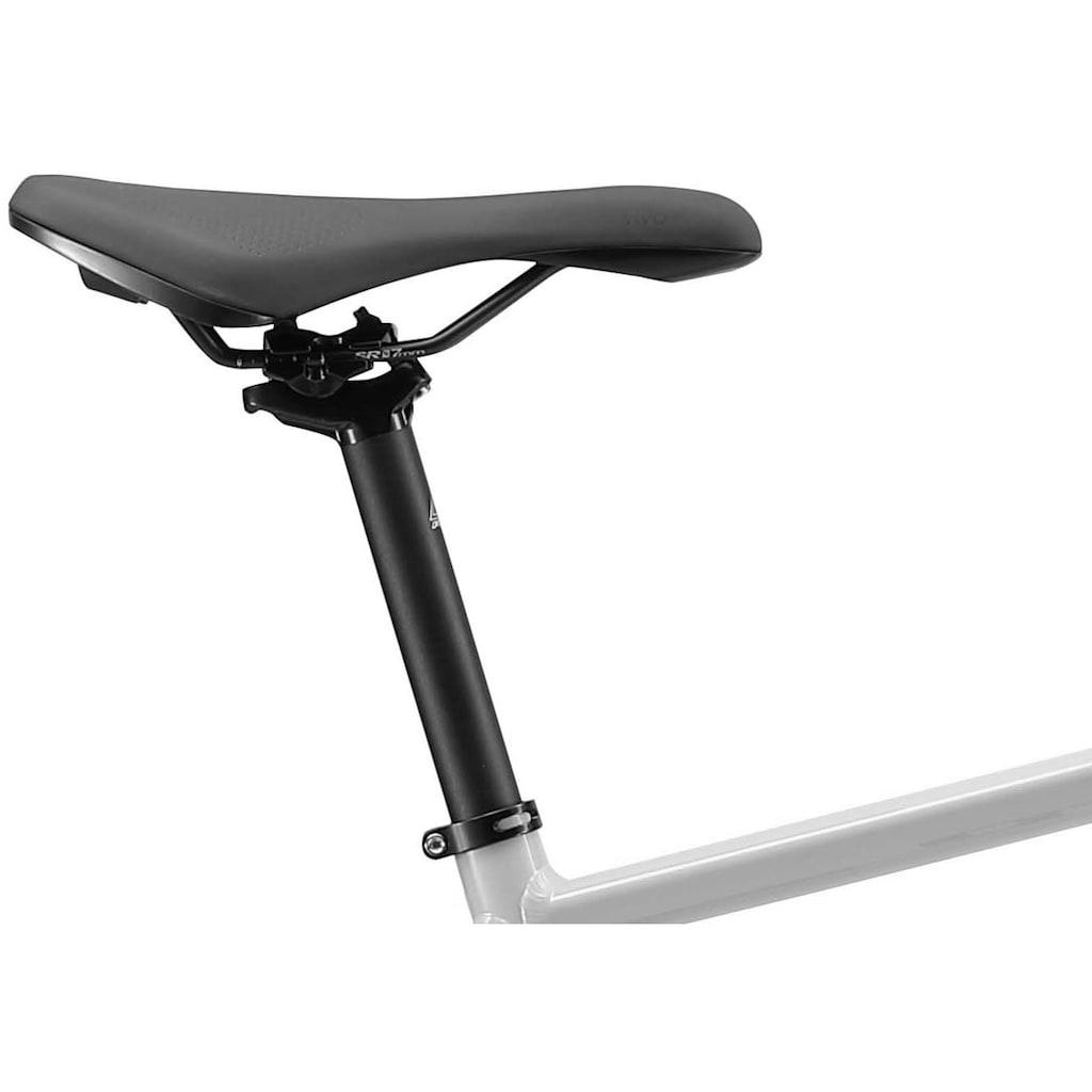 FUJI Bikes Fitnessbike »Absolute Disc 1.7«, 18 Gang, Shimano, Alivio shadow Schaltwerk, Kettenschaltung
