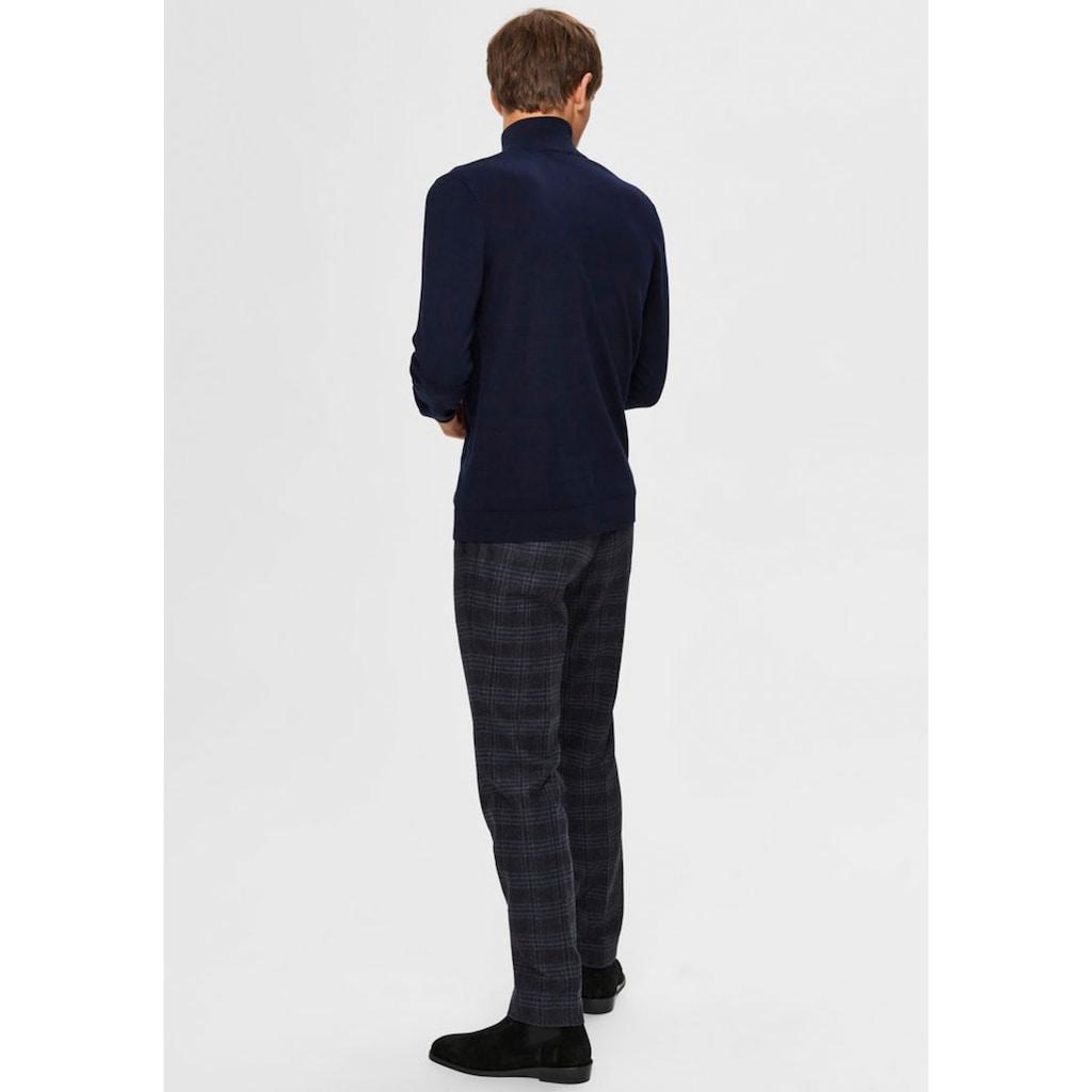SELECTED HOMME Cardigan »Berg Full Zip Cardigan«