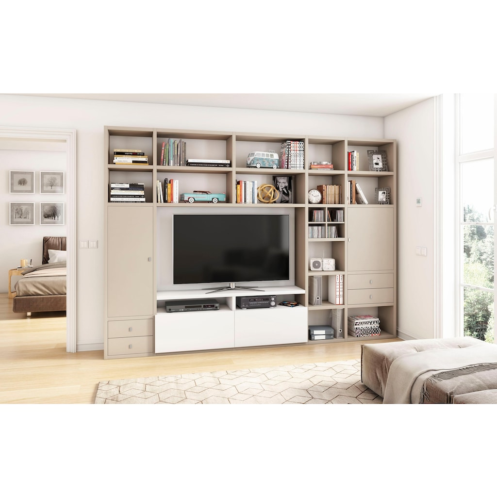 fif möbel Wohnwand »TORO 371-6«