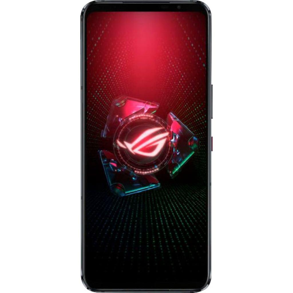 "Asus Smartphone »ROG Phone 5 ZS673KS-1A012EU«, (17,2 cm/6,78 "", 256 GB Speicherplatz, 64 MP Kamera)"