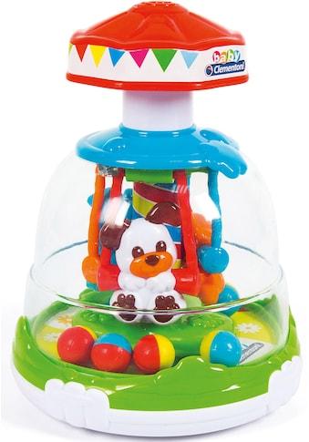"""Clementoni® Tierkreisel """"Lustiges Tierkarussell"""" kaufen"""