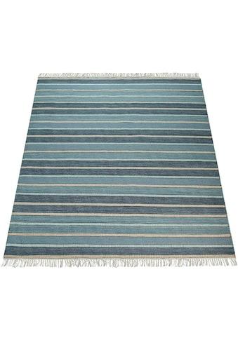 Teppich, »Badoi 250«, Paco Home, rechteckig, Höhe 11 mm, handgewebt kaufen