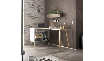 Home affaire Schreibtisch »OSLO« kaufen