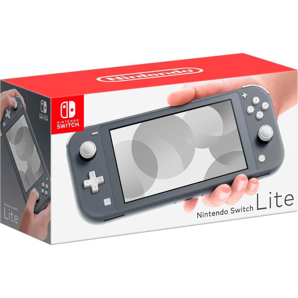 Nintendo Switch Konsole »Lite«, inkl. Monster Hunter Rise