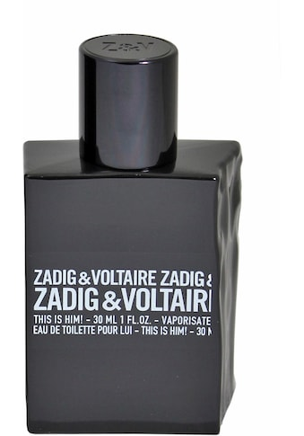 "ZADIG & VOLTAIRE Eau de Toilette ""This is Him!"" kaufen"