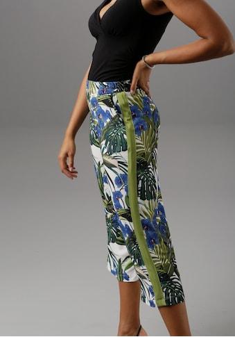 Aniston SELECTED Culotte, in modischen Prints kaufen