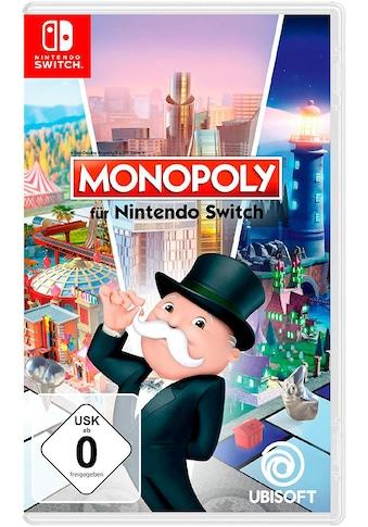 Monopoly Nintendo Switch kaufen