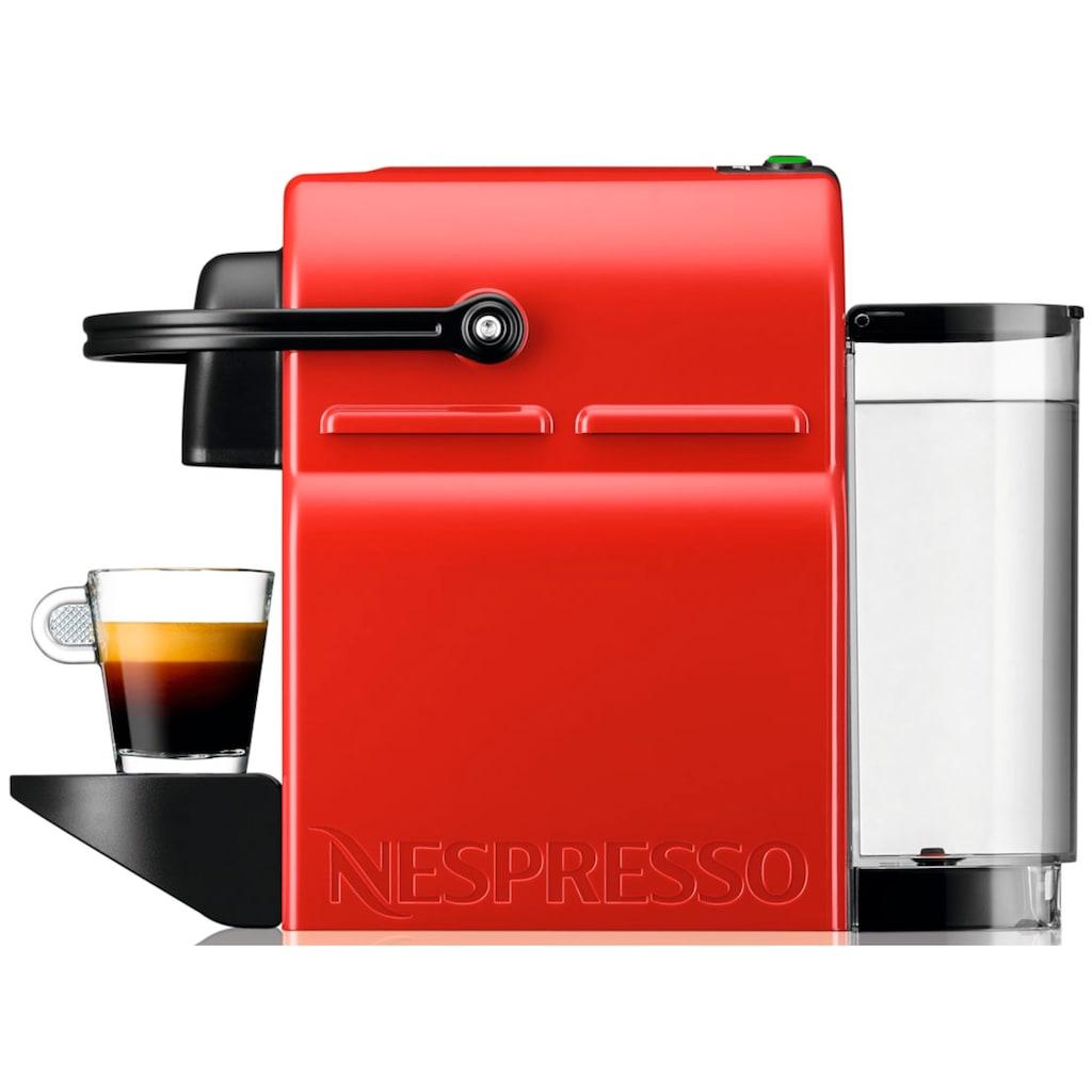 Nespresso Kapselmaschine »NESPRESSO Inissia XN1005«, Automatische Abschaltung, 19 bar