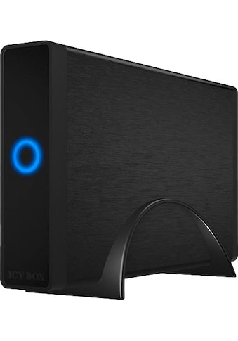 Raidsonic Computer-Adapter »ICY BOX Gehäuse für 3,5 SATA HDD zu Type-C- USB 3.1, 10... kaufen