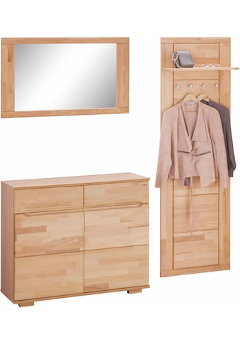 Garderoben-Set »Vetro«, (Set, 3 St.) kaufen