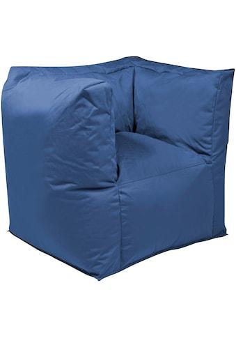 OUTBAG Sitzsack »Valley Plus«, für den Außenbereich, BxT: 65x60 cm kaufen