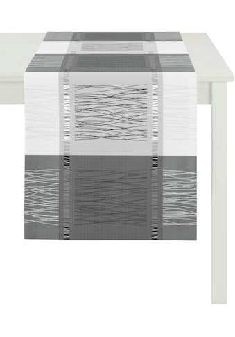 APELT Tischläufer »COMO, LOFT STYLE, Jacquard« kaufen