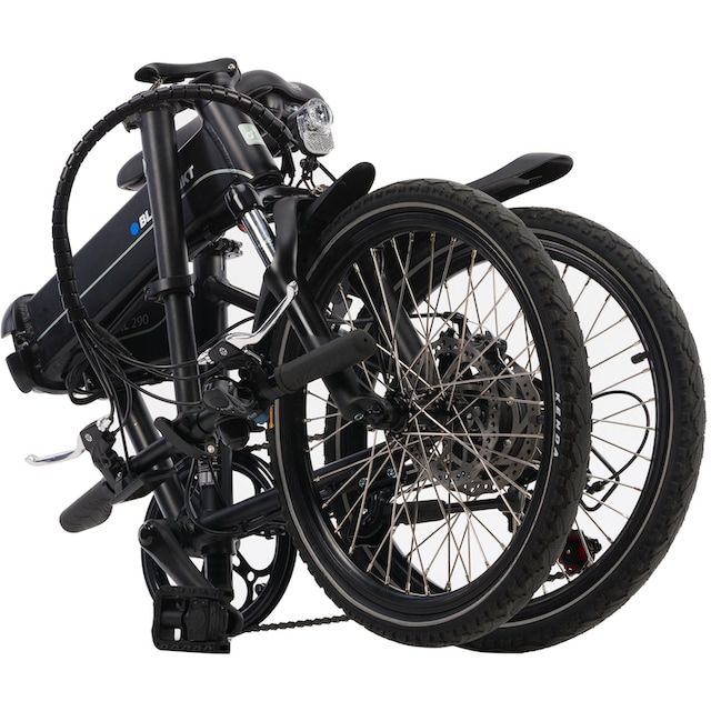 Blaupunkt E-Bike »Carl 290«, 7 Gang Shimano Kettenschaltung, 250 W