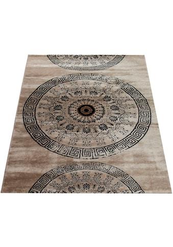 Paco Home Teppich »Rest Tibesti 447«, rechteckig, 16 mm Höhe, Kurzflor mit wohnlichem Design, Wohnzimmer kaufen