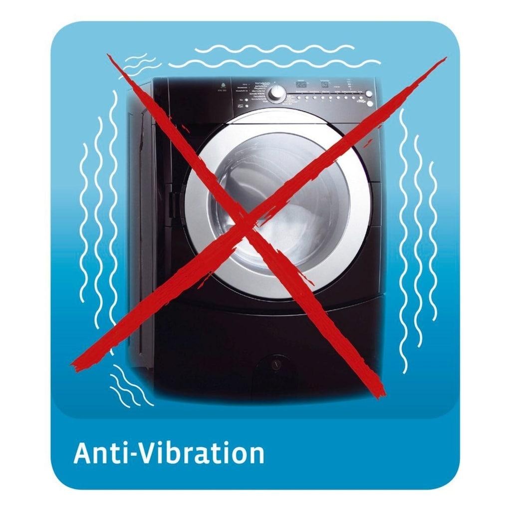 Xavax Schwingungsdämpfer für Waschmaschine/Spülmaschine/Trockner