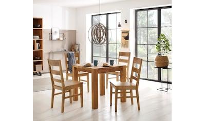 Holzzone Esstisch »Nils« kaufen