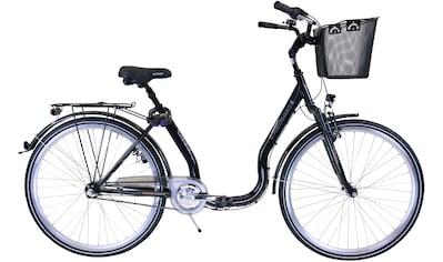 Performance Cityrad, 3 Gang, Shimano, NEXUS Schaltwerk, Nabenschaltung kaufen