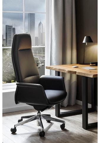 SalesFever Drehstuhl, mit durchgehenden Vollpolsterlehnen kaufen