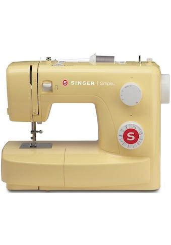 Singer Nähmaschine Simple 3223Y, 23 Nähprogramme kaufen