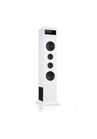 Auna Lautsprecher 120Wmax. BT/USB/MP3/UKW/AUX-In Ta »Karaboom« kaufen