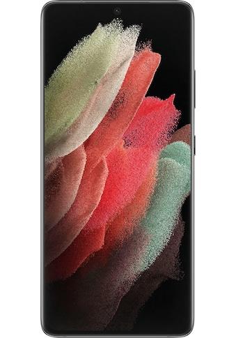 """Samsung Smartphone »Galaxy S21 Ultra 5G«, (17,3 cm/6,8 """" 128 GB Speicherplatz, 108 MP Kamera), 3 Jahre Garantie kaufen"""
