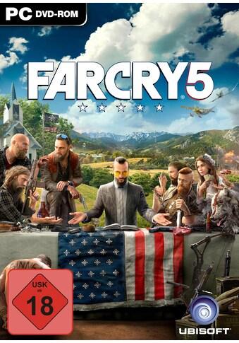 Far Cry 5 PC kaufen