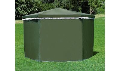PROMADINO Wetterschutz , für Pavillon »Marburg«, grün kaufen