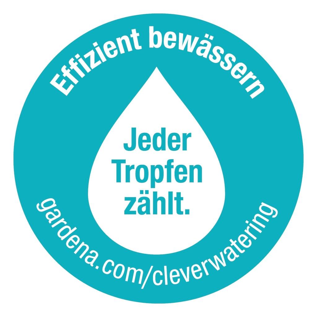 """GARDENA Bewässerungssystem »Micro-Drip-System Tropfrohr, 1362-20«, oberirdisch 4,6 mm (3/16""""), 1,5 l/h, 15 Meter, ohne Armaturen"""