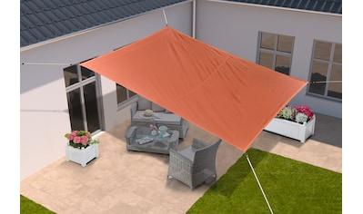 KONIFERA Sonnensegel »Viereck«, 360x360 cm, in verschied. Farben kaufen