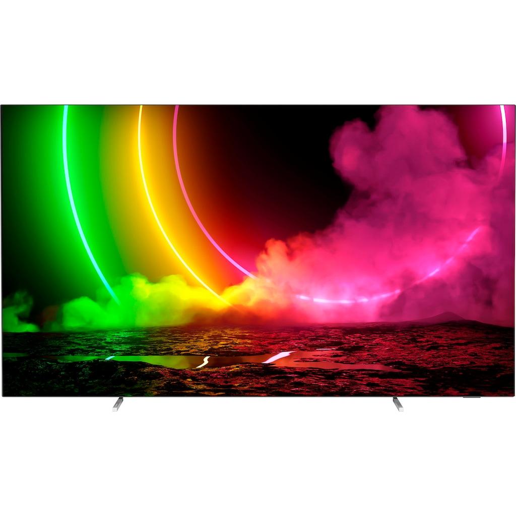 "Philips OLED-Fernseher »48OLED806/12«, 121 cm/48 "", 4K Ultra HD, Smart-TV"