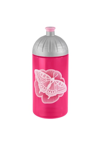 FreeWater Trinkflasche, Natural Butterfly, Pink kaufen