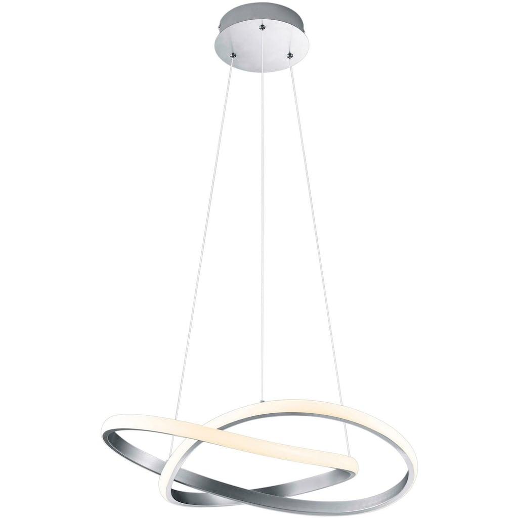 TRIO Leuchten LED Pendelleuchte »LED-Pendel MIRA«, LED-Board, Warmweiß, Hängeleuchte, Switch Dimmer