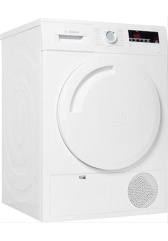 BOSCH Wärmepumpentrockner »WTH83V20«, 4 kaufen