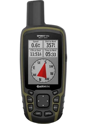 Garmin Outdoor-Navigationsgerät »GPSMAP 65s« kaufen